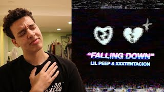 Lil Peep & XXXTENTACION- Falling Down REACTION
