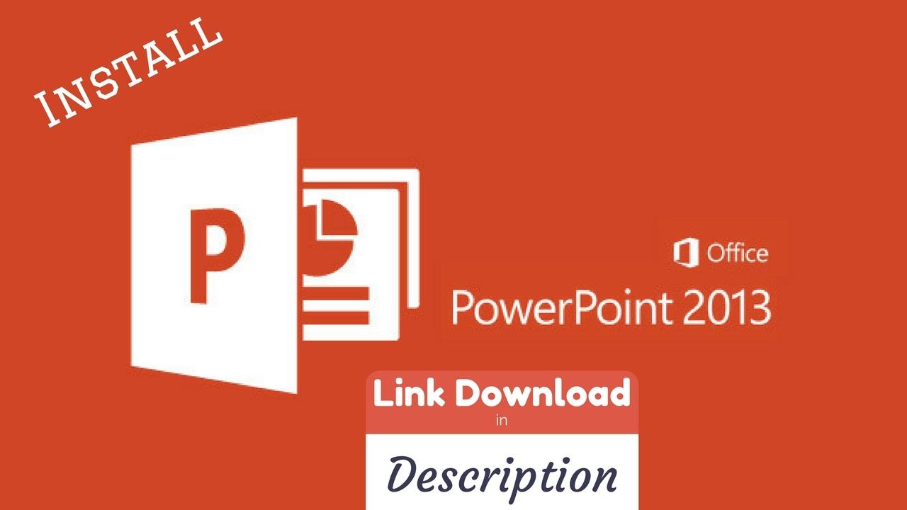 Hướng dẫn cài đặt - Crack Microsoft Office 2013 | Link download Full Crack