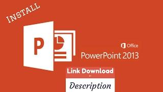Hướng dẫn cài đặt - Crack Microsoft Office 2013   Lin…
