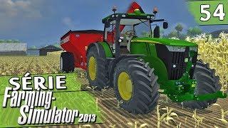 Farming Simulator 2013 - Colheita de Milho