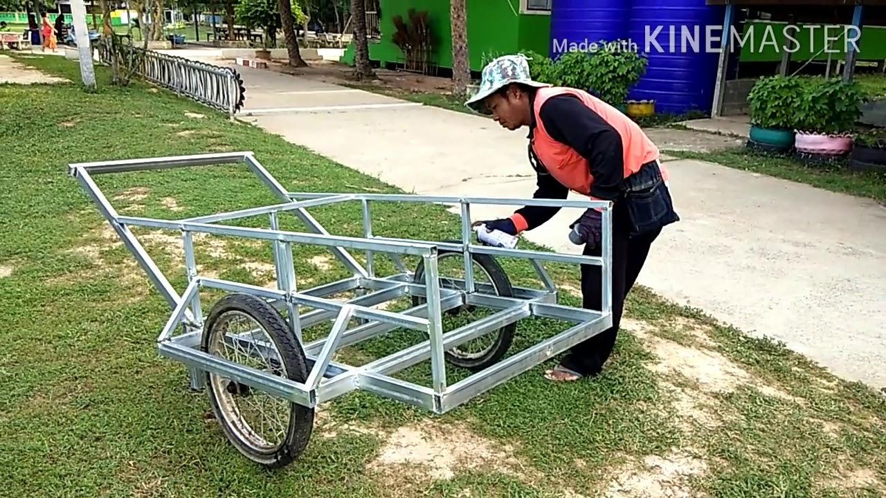รถเข็น DIY โรงเรียนบ้านไทยเดิม