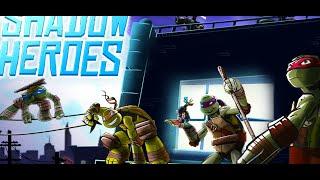 Teenage Mutant Ninja Turtles: Shadow Heroes (Part 1) - Games