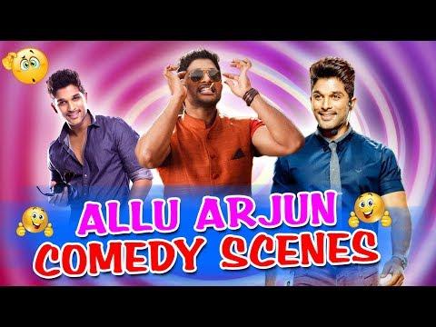 Allu Arjun 2018 New Best Comedy Scenes |...