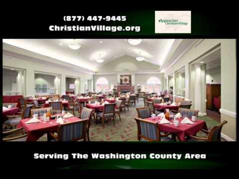 Retirement Community Johnson City TN - Appalachian Christian Village