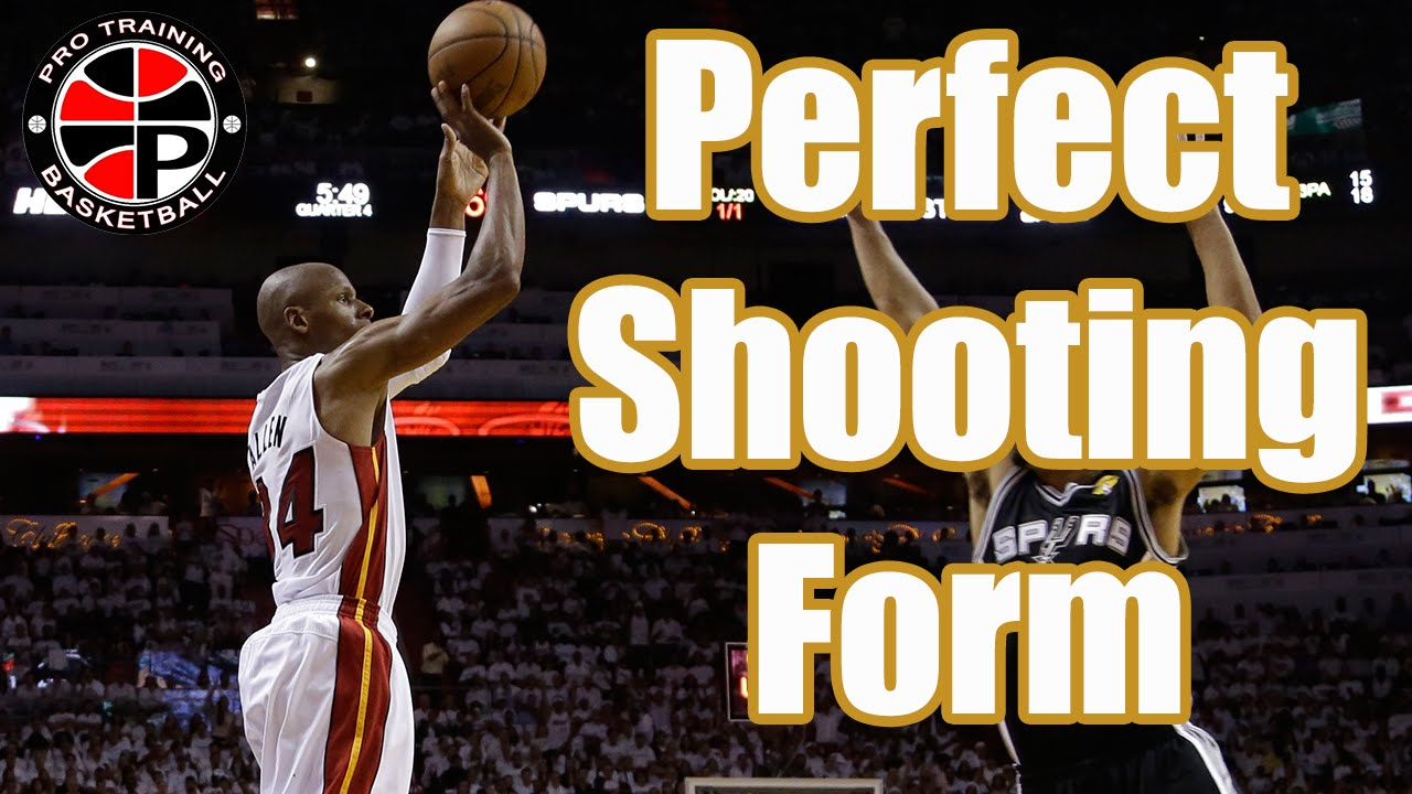 Score More Points | Perfect Shooting Form | Pro Training ...