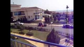 Vega Village St. Vlas: One Bedroom, Fully Furnished Apartment, First Line .avi