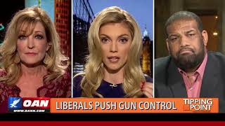 Anti-gun Democrat has no response when asked who the defenseless should rely on to protect them