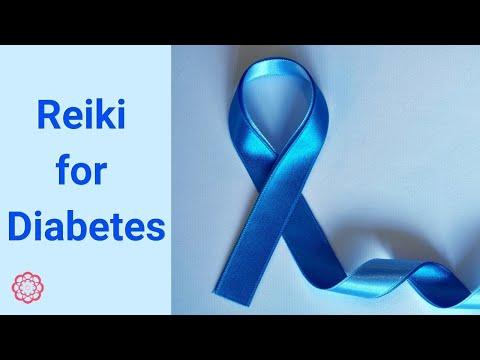 Reiki for Diabetes*