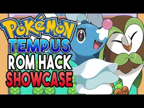 Pokemon Tempus - Pokemon Rom Hack Showcase