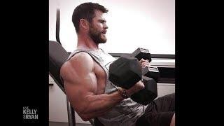 Video Chris Hemsworth Has Muscles No One Has Ever Seen Before download MP3, 3GP, MP4, WEBM, AVI, FLV Juli 2018