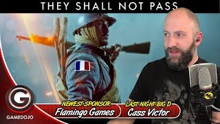 BATTLEFIELD 1 🔴 THEY SHALL NOT PASS EARLY ACCESS DLC PACK 1 | Pt.1