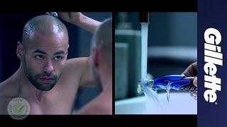 Conseils de style corps de Gillette-Comment faire raser la tête