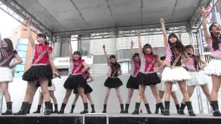 【シブヤDOMINION 2】M-2 トキメキラヴァー @2013-5-3 横浜ビブレ前特...