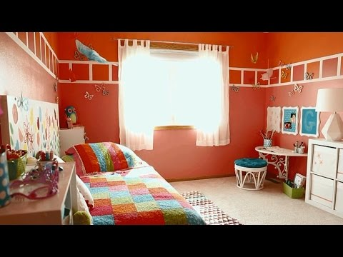 Small Playroom And Guest Room