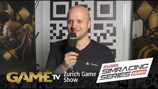 Game TV Schweiz - Interview mit einem Besucher der Zürich Game Show