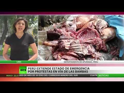 El Gobierno peruano