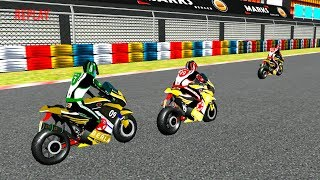 Bike Racing 2019 - Extreme Race - Gameplay Android games - bike race game