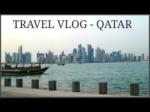 Travel Vlog | Qatar (Ayushi Singh)