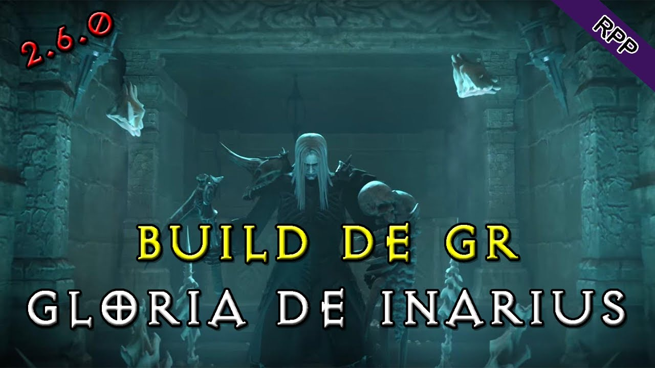 diablo 3 how to get inarius set