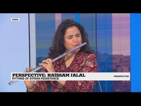 Perspective - Franco-Syrian flautist Naïssam Jalal: Creating dialogue through music