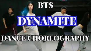 BTS (방탄소년단) 'Dynamite' | Dance Cover | Dance Choreography | Dance Challenge