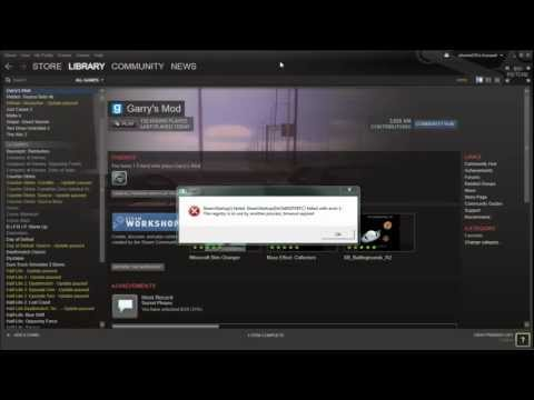 Steam Error | Launching Games | Fix Tutorial | Raptor