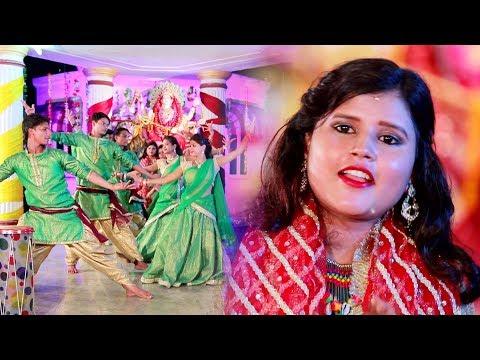 2017 का सबसे हिट देवी चालीसा - Durga Chalisa - Maiya Odhe Chunari - Pallavi Joshi