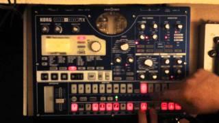 TB-303-Sound On The Korg EMX/EA-1(MK2)