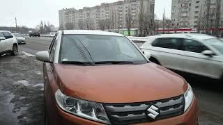Что купить за миллион? Необзор. Vlog: Suzuki Vitara 2017, полный привод механика.