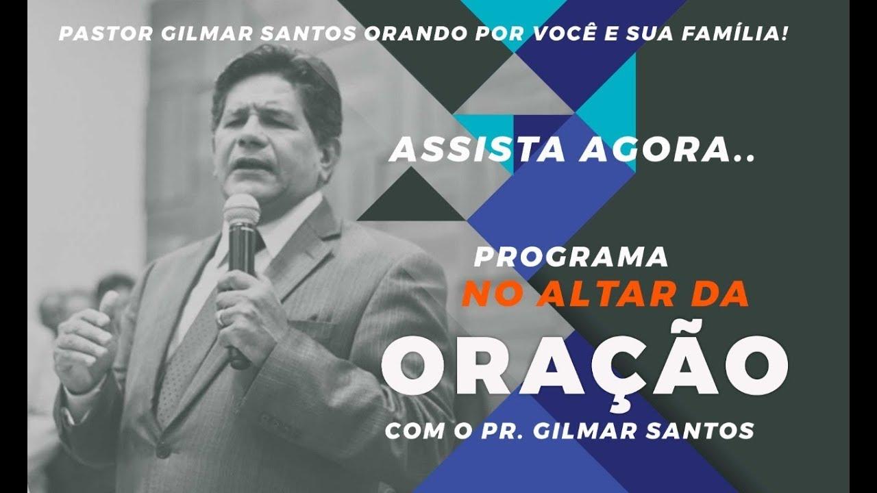 A influência do reino de Deus  - Pr. Gilmar Santos - Segunda