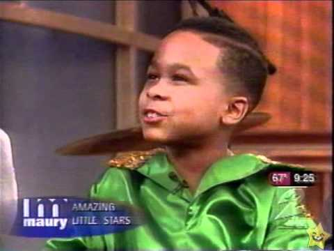 Maestro Harrell on Maury