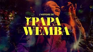 "TRACE Studios ""L'histoire de Papa Wemba"" - Teaser"