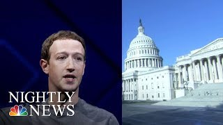 Federal Trade Commission Reportedly Probing Facebook | NBC Nightly News