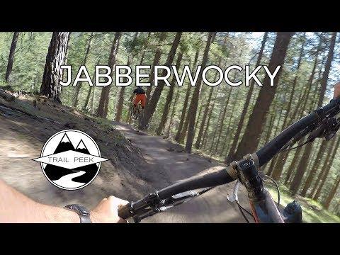 Can You Say Flow? - Jabberwocky Trail - Mountain Biking Ashland, Oregon