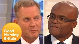 Jeremy Kyle and Kriss Akabusi Get Passionate Over Drugs Cheating | Good Morning Britain
