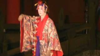 Ryukyu Classical Dance: Mutunutibana (本貫花)