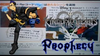 Kingdom Hearts RE:Coded - Tome of Prophecy - Connection to Kingdom Hearts X