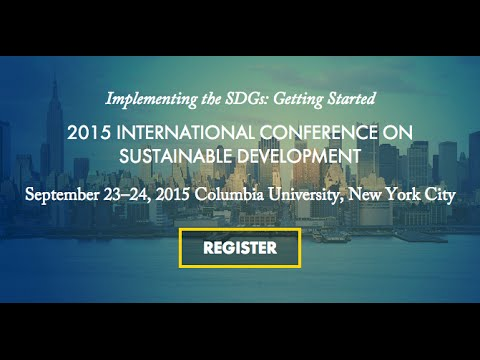 Invitation: 3rd Annual International Conference on Sustainable Development