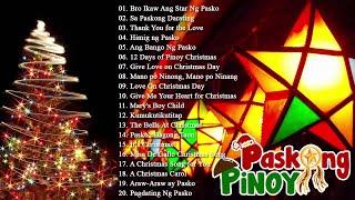 Paskong Pinoy 2021 - Bęst Tagalog Christmas Songs Medley - Pamaskong Awitin Tagalog Nonstop
