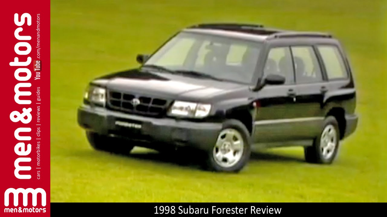 1998 subaru forester review - youtube