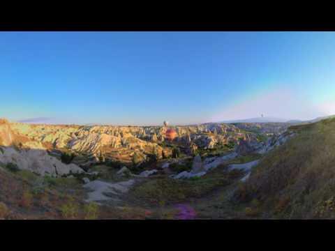 Unesco Turkey 360 - Goreme National Park and Cappadocia