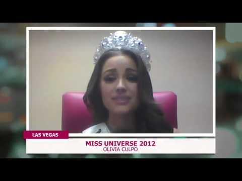 The Daily Buzz - Miss Universe 2012 Olivia Culpo Talks Donald Trump and Ryan Lochte