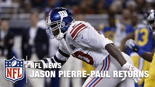 Jason Pierre-Paul Returns to the Giants! | NFL News