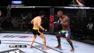 UFC  Joy vs Eric