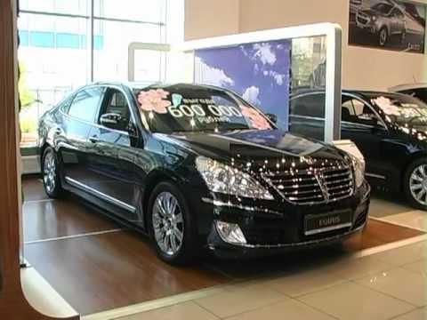 Автоцентр АНТ - официальный дилер Hyundai