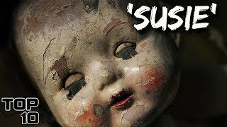 Top 10 Cursed Dolls You Should Never Touch
