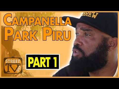 Growing up Campanella Park Piru in Compton & attending Vanguard after private school (pt.1of2)