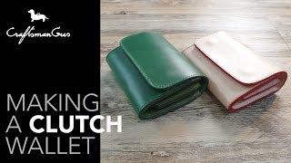 Clutch Wallet #LeatherAddict EP49