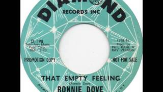 Ronnie Dove - That Empty Feeling