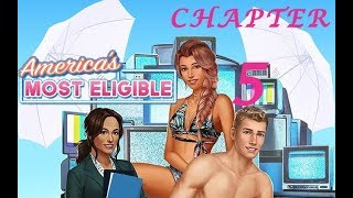 Choices - America's Most Eligible Chapter 5   All Diamonds   Volleyball Battle!